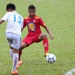 8 đội bóng tranh tài tại giải Vô địch U17 Quốc gia