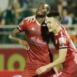 TP HCM trở lại đỉnh bảng V-League
