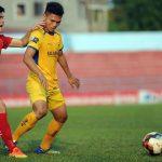 SLNA hoà trận thứ ba liên tiếp ở V-League 2019