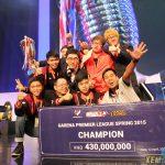 Báo Thể Thao vinh danh 4 đội tuyển Liên Minh Huyền Thoại Việt Nam