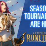 Huyền Thoại Runeterra chuẩn bị Seasonal Tournament khiến cộng đồng sôi sục