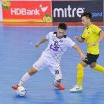 Thái Sơn Nam lại thua ở giải futsal quốc gia 2019