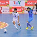 Thái Sơn Nam thua sốc ở giải futsal quốc gia 2019
