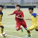 Việt Nam đi tập huấn, chuẩn bị cho giải U18 Đông Nam Á