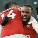 Arsenal hạ Cardiff nhờ 'song sát' Aubameyang - Lacazette