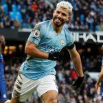 Aguero ghi hat-trick, Man City đè bẹp Chelsea