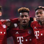 Bayern rút ngắn cách biệt với Dortmund còn hai điểm