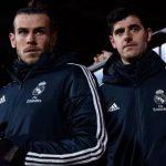 Courtois chỉ trích Bale trước trận thua của Real