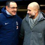 Guardiola kêu gọi Chelsea kiên nhẫn với Sarri