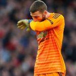 De Gea bị chỉ trích vì bàn thua đầu tiên trước Arsenal