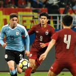 Thái Lan thua đậm ở chung kết China Cup