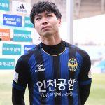Công Phượng viết thư tay xin lỗi CĐV nhí của Incheon United