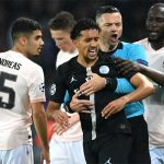 Marquinhos: 'PSG phải tự gặm nhấm thất bại trước Man Utd'
