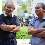 Bầu Đức cho Giám đốc kỹ thuật hỗ trợ HLV Park Hang-seo