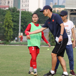 HLV Nhật Bản dẫn dắt tuyển trẻ nữ Việt Nam