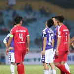 Ba trọng tài mắc sai sót ở V-League dừng làm nhiệm vụ