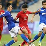 Quảng Ninh - TP HCM: Thử thách nơi đỉnh bảng V-League