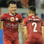 TP HCM hạ Quảng Ninh bằng bàn thắng phút bù giờ