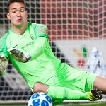 Filip Nguyễn giành giải thủ môn hay nhất giải VĐQG Czech