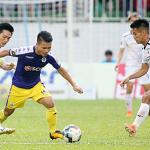 HAGL và Hà Nội bất phân thắng bại tại V-League