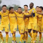SLNA đánh bại Bình Dương, tiếp tục bất bại ở V-League