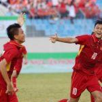 Việt Nam đánh bại Philippines tại giải U15 Đông Nam Á