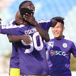 Hà Nội thắng đậm trên sân CLB Myanmar tại AFC Cup