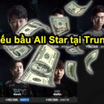 All Star Trung Quốc rộ lên nghi vấn mua bán phiếu bầu