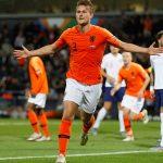 Hà Lan thắng Anh, vào chung kết Nations League