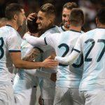 Vắng Messi, Argentina thắng đội dự World Cup 2018