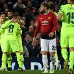 Bàn vào lưới Man Utd đến sau màn đan bóng hoàn hảo của Barca