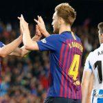 Barca có cơ hội vô địch La Liga giữa tuần này