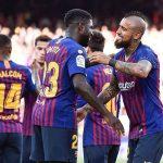 Barca tìm lại niềm vui bằng chiến thắng ở La Liga
