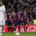 Barca vượt Real về số trận thắng ở El Clasico