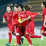 Đội tuyển nữ Việt Nam trở lại số một Đông Nam Á