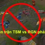 Phát hiện lỗi khủng của Aurelion Sol khiến phải remake trận TSM vs RNG