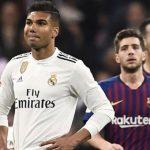 Casemiro tránh nói về Ronaldo sau khi thua Barca