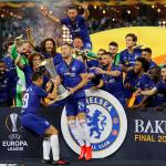 Chelsea thắng đậm Arsenal, vô địch Europa League