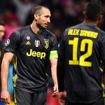 Chiellini: 'Juventus vẫn còn cơ hội ngược dòng'