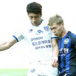Incheon United lại thua dù Công Phượng đá chính
