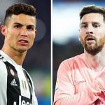 Ronaldo chạm mốc ghi 600 bàn trước Messi