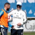 Tin Thể thao tối 13/3: Zidane tươi rói trong buổi tập đầu tại Real