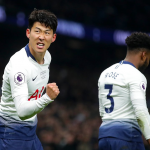 Son Heung Min đưa Tottenham trở lại vị trí thứ ba