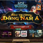 Mecorp công bố ngày mở game Age Of Warriors