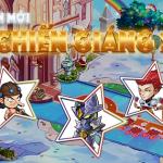 Ngập tràn Không khí Giáng Sinh sớm trong Đấu Trường Manga