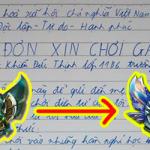 """Game thủ làm Đơn Xin Chơi Game cho phụ huynh khỏi """"gank"""" để leo nốt lên Kim Cương"""
