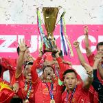 Văn Quyết: 'Được lên đội tuyển hay không là quyền của HLV Park'