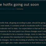 Chi tiết chỉnh sửa hotfix của phiên bản 6.9, Malzahar bị nerf vì đi rừng quá bá