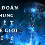 Công bố chương trình Dự Đoán CKTG 2016 của Garena Việt Nam