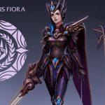Chê Maokai quá xấu, fan hâm mộ tự thiết kế Fiora Vinh Quang khiến Riot phải...suy nghĩ lại